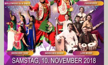 Indisches Lichterfest Diwali 2018